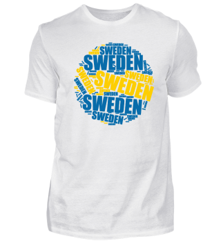 Schweden Fußball Geschenk Fan