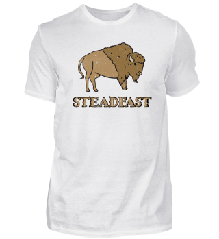 Steadfast Bison Buffalo
