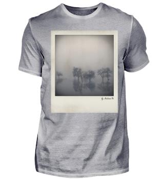 Bäume im Wasser |Trees in Water - grey