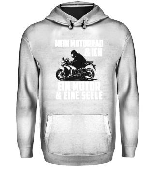Motorrad Superbike Seele