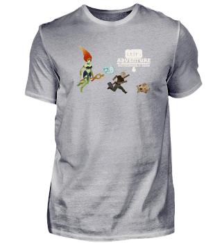Leifs Adventure Fan Shirt