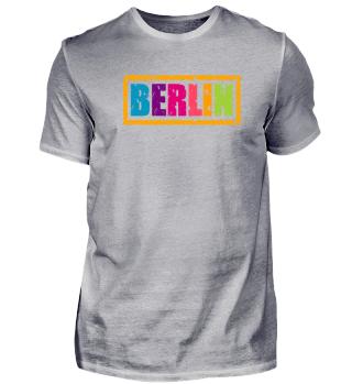 Berlin Berlin Berlin Bunt Buntes Berlin