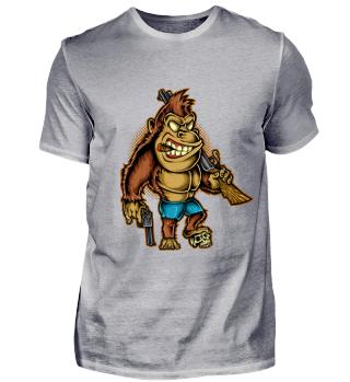 Killer Kong! Geschenkidee