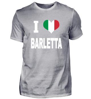 I LOVE - Italy Italien - Barletta