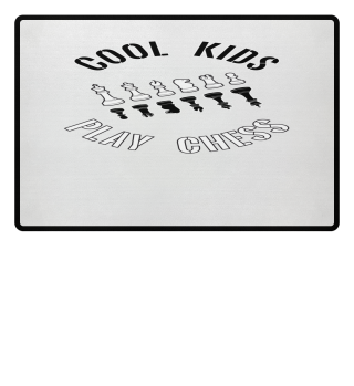 Cool Kids Play Chess All Pieces