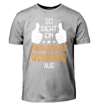 Fantastischer Erstklässler T-Shirt