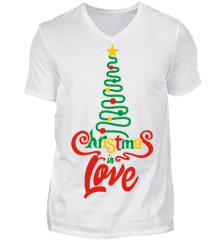 ★ Christmas Tree In Love I