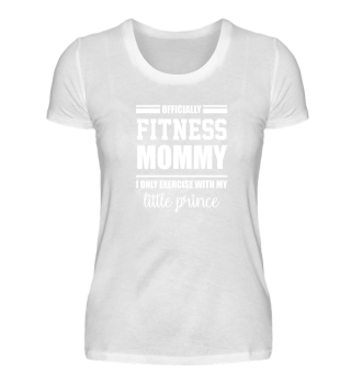 Fitness Mommy - little prince