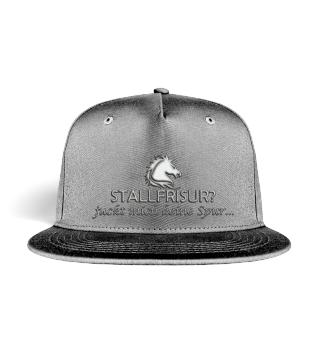 Pferde Stallfrisur Cap