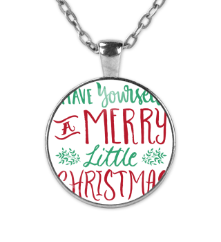 Yourself a Merry Little X-Mas Gift