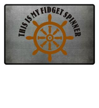 My fidget spinner - schiffssteuerrad