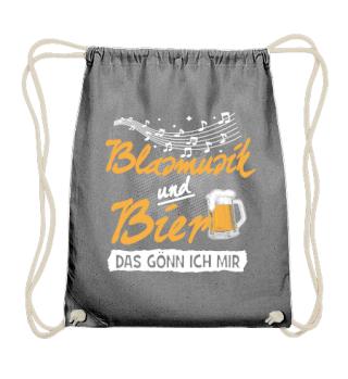 Blasmusik und Bier das gönn ich mir