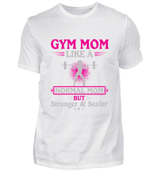 gym mom sporty present