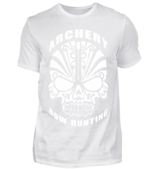 ARCHERY Skull BOW HUNTING