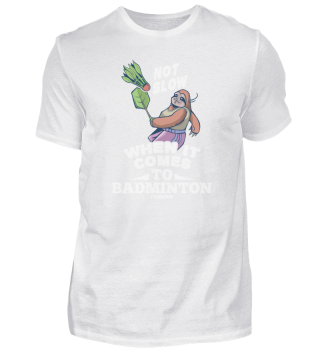 Sloth Badminton Shuttball Sport