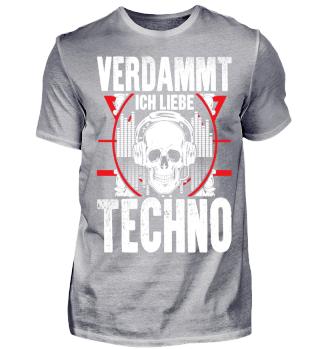 Verdammt ich liebe Techno