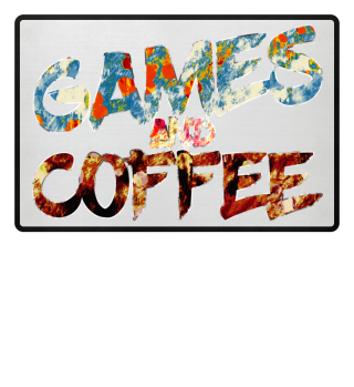Enthusiasm - GAMES and COFFEE