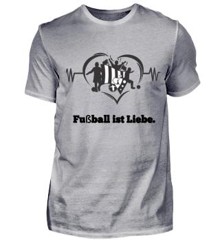 Fußball ist Liebe! (Herzschlag)