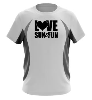 ★ LOVE · SUN & FUN ★