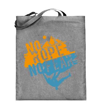 NO ROPE - NO FEAR