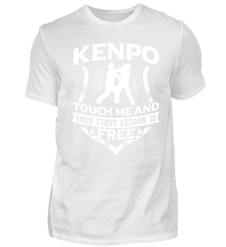 Kenpo touch me!