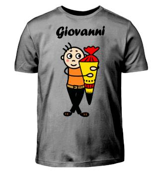 Giovanni - Einschulung I-Dötzchen