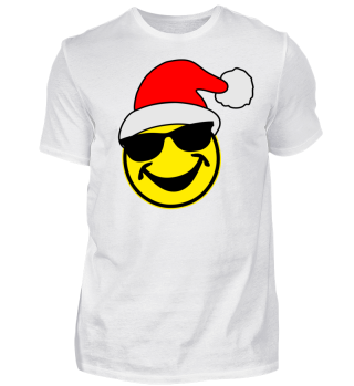 ★ Cool Santa Claus Smiley I