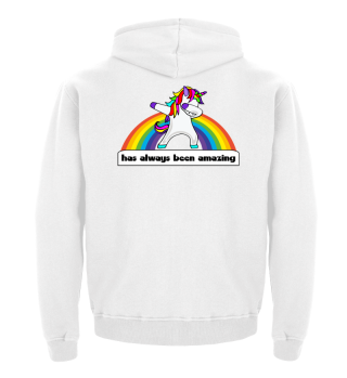 ♥ Dabbing Rainbow Unicorn - amazing