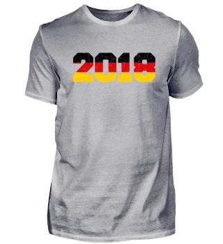 Deutschland WM 2018 used look