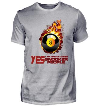 Snooker Billiard T Shirt Gifts