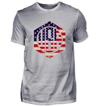 ☛ MONOGRAM · CIRCLE · USA #9