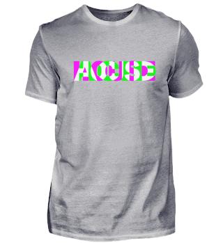 Acid House DJ Raver Party T-Shirt