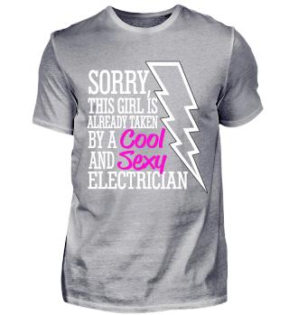 Elektriker Paare Beziehung
