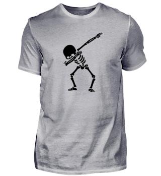 Skelett Dab