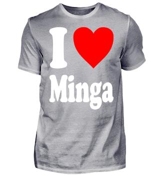I love Minga (München)