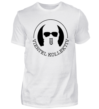Viertel Kollektiv Logoshirt