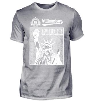 ★ New York · Williamsburg · USA ★