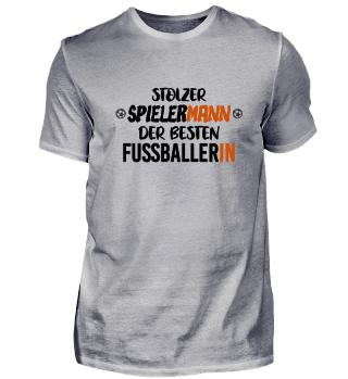 Spielermann Fussballerin