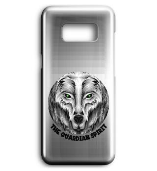 ☛ SCHUTZGEIST · WOLF · KREIS · GRUNGE #6SH