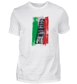 Italy Pisa Style Country Design Artist