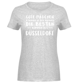 Besten Mädchen kommen aus Düsseldorf