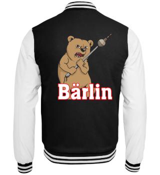 Bärlin Collegejacke