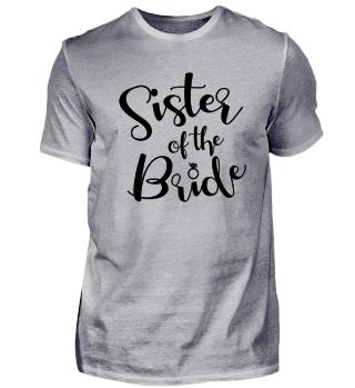 Wedding sister of the bride gift idea