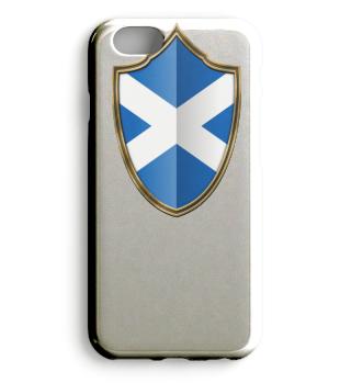 Schottland-Scotland Wappen Flagge 016