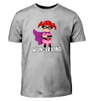 WunderKinder T-Shirt für Kids