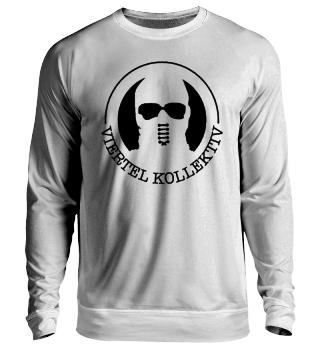 Viertel Kollektiv Logosweater