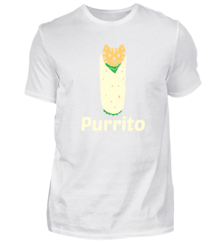 Purrito CATS/TEXAN FOOD/WORDPLAY