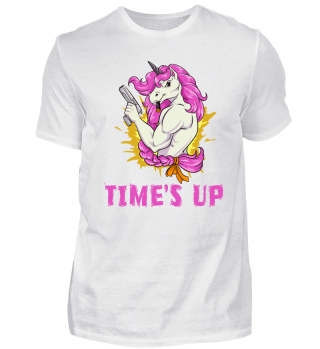 UNICORN: Time's up! Einhorn