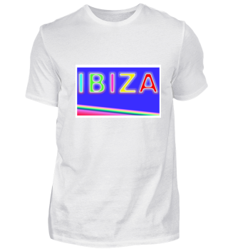Ibiza rainbow