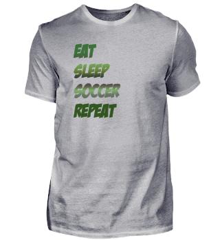 Soccer, Fußball, Geschenk, Spruch